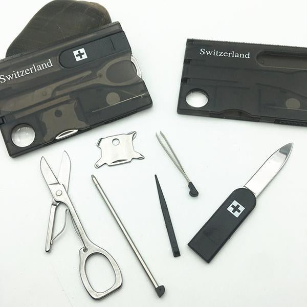 Multi-function Card Pocket Tool