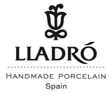 Lladro Porcelain Mother and Child Figurines