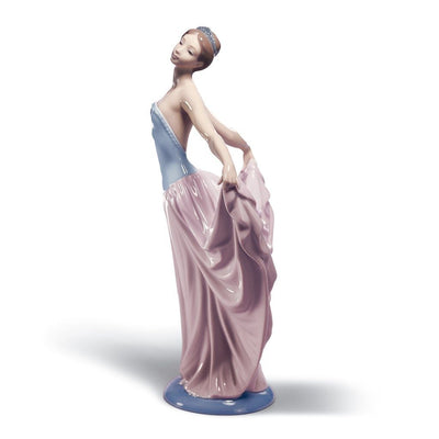 Lladro Porcelain Dancer Figurine Figurines Lladro