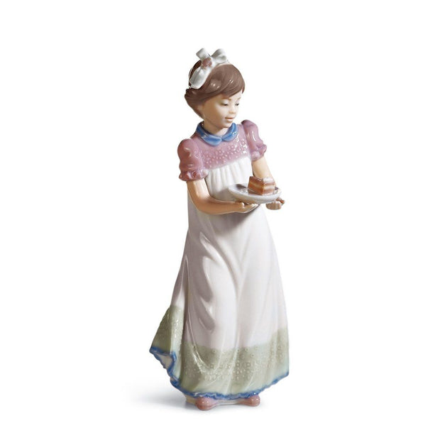 Lladro Porcelain Happy Birthday Figurine Figurines Lladro