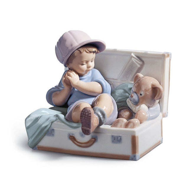 Lladro Porcelain My Favourite Place Figurine Figurines Lladro