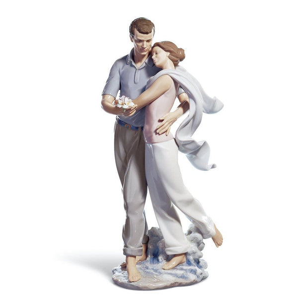 Lladro Porcelain You're Everything To Me Figurine Figurines Lladro