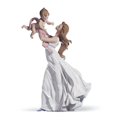 Lladro Porcelain My Little Sweetie Figurine Figurines Lladro