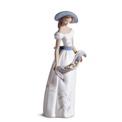Lladro Porcelain Fragrances And Colors Figurine Figurines Lladro
