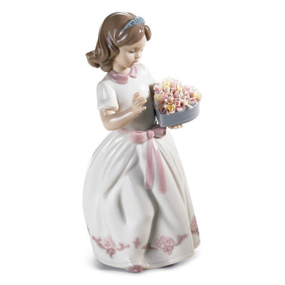 Lladro Porcelain For A Special Someone Figurine Figurines Lladro