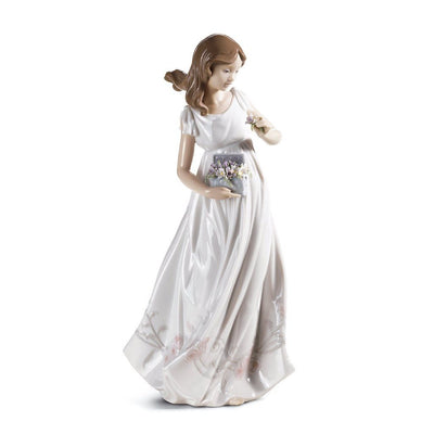 Lladro Porcelain Treasures Of The Earth Figurine Figurines Lladro