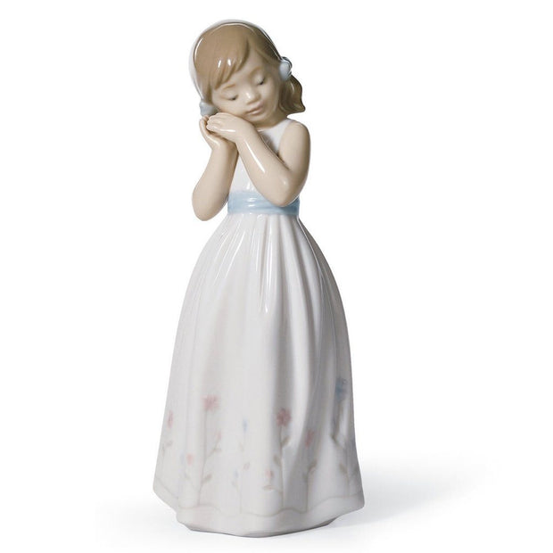 Lladro Porcelain My Sweet Princess Figurine Figurines Lladro