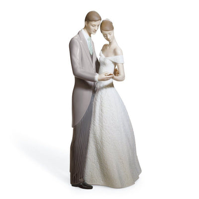 Lladro Porcelain Together Forever Figurine Figurines Lladro