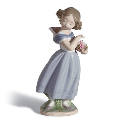 Lladro Porcelain Adorable Innocence Figurine Figurines Lladro