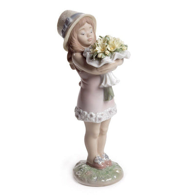 Lladro Porcelain You Deserve The Best Figurine Figurines Lladro