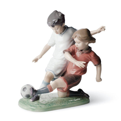 Lladro Porcelain Fair Play Figurine Figurines Lladro