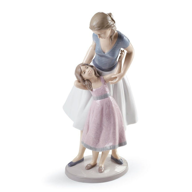 Lladro Porcelain I Want To Be Like You Figurine Figurines Lladro