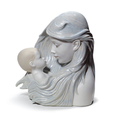 Lladro Porcelain Sweet Caress Figurine Figurines Lladro