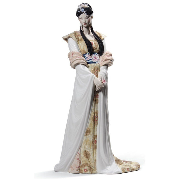 Lladro Porcelain Chinese Beauty Figurine LE 3000 Figurines Lladro