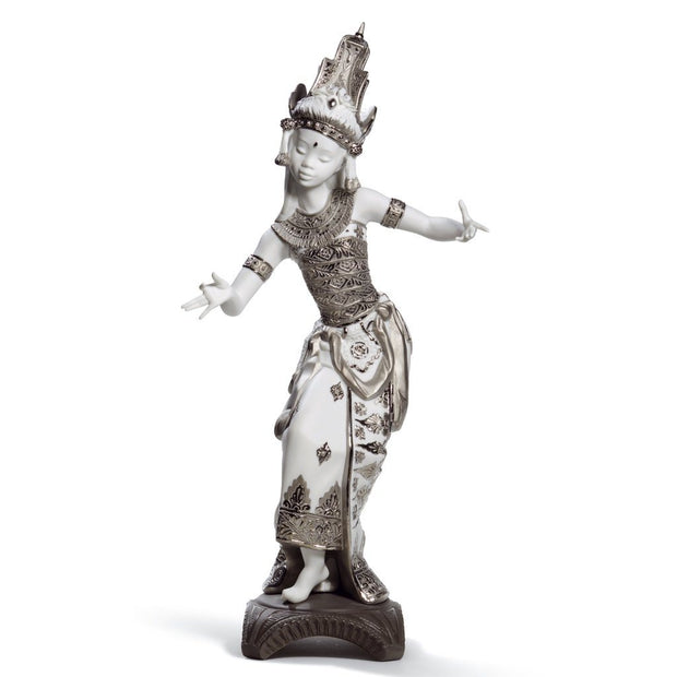 Lladro Porcelain Bali Dancer Figurine Re Deco Figurines Lladro