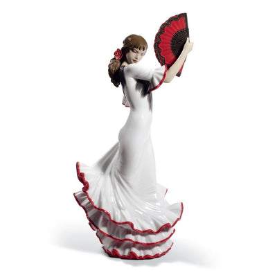 Lladro Porcelain Passion And Soul Figurine 60th Anniversary Figurines Lladro