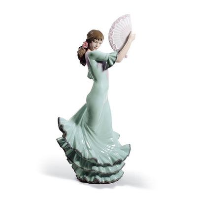 Lladro Porcelain Passion And Soul Figurine Figurines Lladro