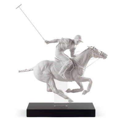 Lladro Porcelain Polo Player Figurine LE 3000 Figurines Lladro