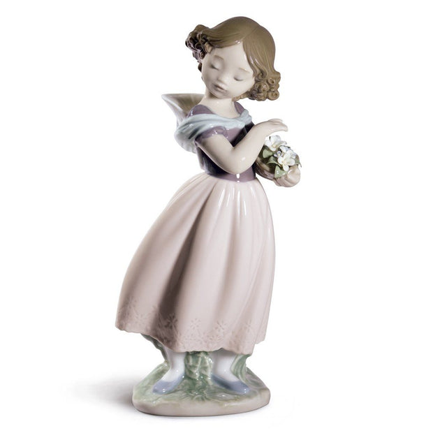 Lladro Porcelain Adorable Innocence Figurine Special Edition Figurines Lladro