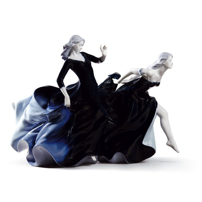 Lladro Porcelain Night Approaches Figurine LE 3000 Figurines Lladro