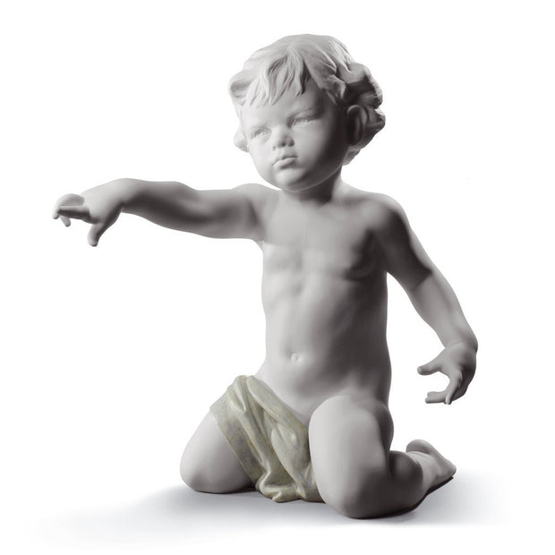 Lladro Porcelain Discovering The World Figurine LE 3000 Figurines Lladro