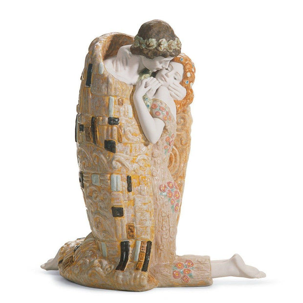 Lladro Porcelain The Kiss Figurine Figurines Lladro