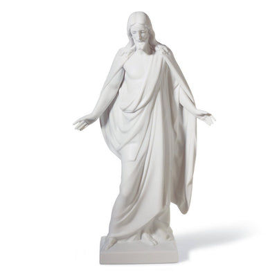 Lladro Porcelain Christus Figurine Matte Finish Figurines Lladro