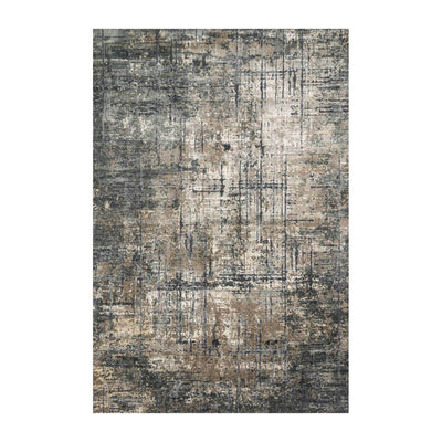 "Loloi Cascade CAS 02 Marine / Grey Area Rug Rugs Loloi 2' 7"" X 4' Rectangle"