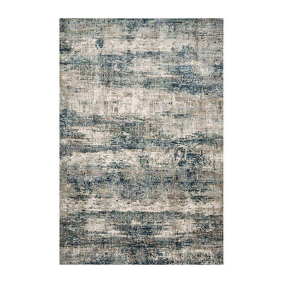 "Loloi Cascade CAS 05 Ocean / Grey Area Rug Rugs Loloi 2' 7"" X 4' Rectangle"