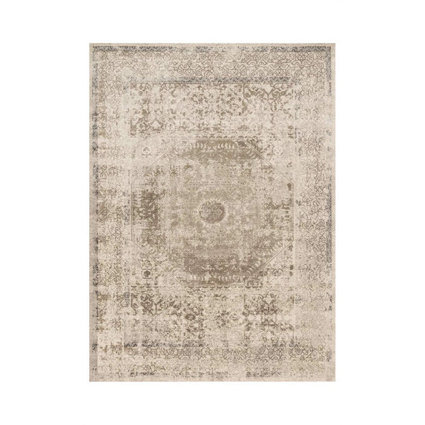 "Loloi Century CQ 01 Taupe / Sand Area Rug Rugs Loloi 2' 7"" X 4' Rectangle"