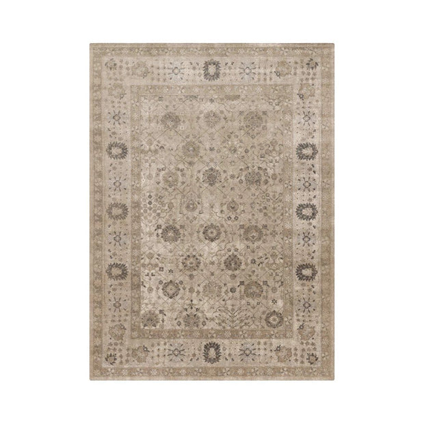 "Loloi Century CQ 02 Taupe / Taupe Area Rug Rugs Loloi 2' 7"" X 4' Rectangle"