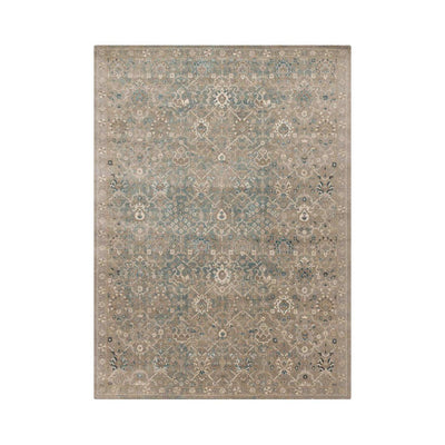 "Loloi Century CQ 03 Bluestone Area Rug Rugs Loloi 2' 7"" X 4' Rectangle"