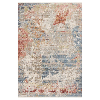 "Loloi Claire CLE 07 Grey / Multi Area Rug Rugs Loloi 2' 7"" x 8' Runner"
