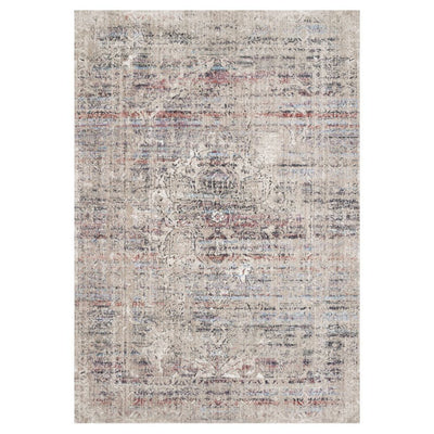 "Loloi II Dante DN 02 Beige / Multi Area Rug Rugs Loloi II 2' 6"" x 4' Rectangle"