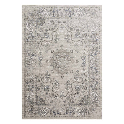 "Loloi Joaquin JOA 02 Dove / Grey Area Rug Rugs Loloi 2' 7"" x 4' Rectangle"