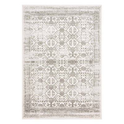 "Loloi Joaquin JOA 04 Ivory / Grey Area Rug Rugs Loloi 2' 7"" x 4' Rectangle"