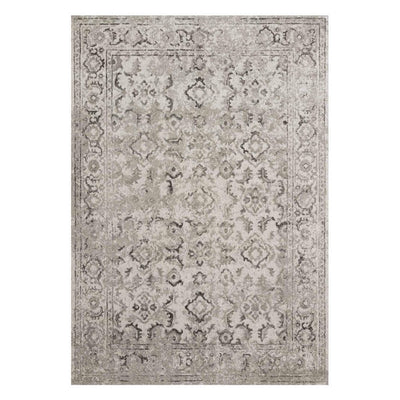 "Loloi Joaquin JOA 05 Silver / Grey Area Rug Rugs Loloi 2' 7"" x 4' Rectangle"