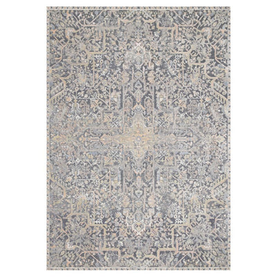 Loloi II Lucia LUC 02 Charcoal / Multi Area Rug Rugs Loloi II 2' x 3' Rectangle