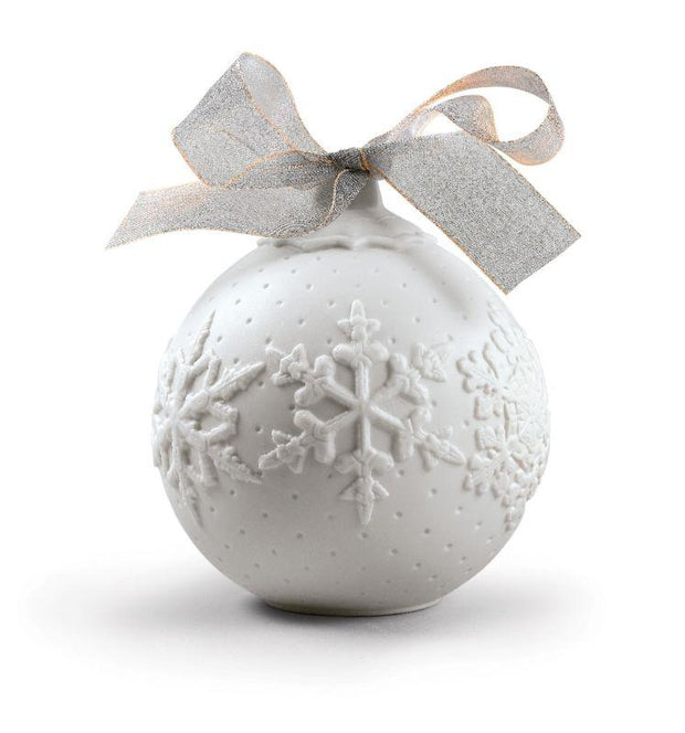 Lladro Porcelain 2019 Ball Christmas Ornament Christmas Ornaments Lladro
