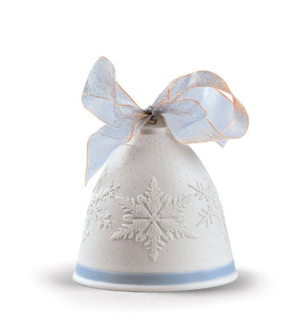 Lladro Porcelain 2019 Bell Christmas Ornament Christmas Ornaments Lladro