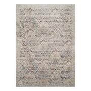 "Loloi Anastasia AF 05 Silver Plum Area Rug Rugs Loloi 2' 7"" x 4' Rectangle"