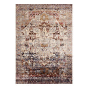 "Loloi Anastasia AF 08 Slate / Multi Area Rug Rugs Loloi 2' 7"" x 4' Rectangle"