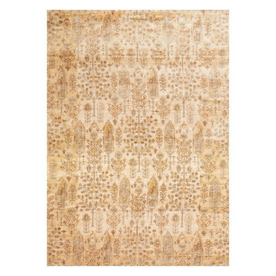 "Loloi Anastasia AF 11 Antique Ivory / Gold Area Rug Rugs Loloi 2' 7"" x 4' Rectangle"