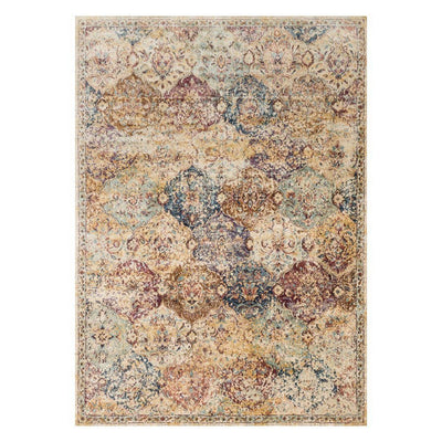 "Loloi Anastasia AF 12 Ivory / Multi Area Rug Rugs Loloi 2' 7"" x 4' Rectangle"