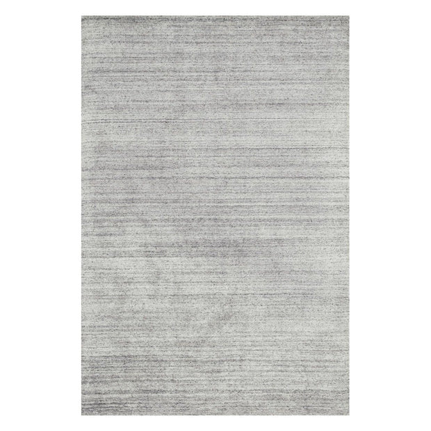 "Loloi Barkley BK 01 Silver Area Rug Rugs Loloi 3' 6"" x 5' 6"" Rectangle"