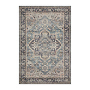 "Loloi II Hathaway HTH 01 Blue / Multi Area Rug Rugs Loloi 2' 3"" x 3' 9"" Rectangle"