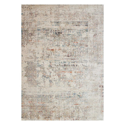 "Loloi Javari JV 01 Ivory Granite Area Rug Rugs Loloi 3' 7"" x 5' 2"" Rectangle"