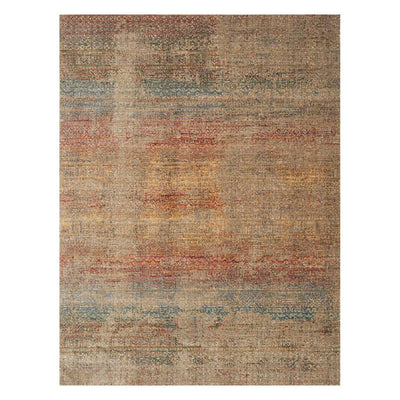"Loloi Javari JV 05 Smoke / Prism Area Rug Rugs Loloi 3' 7"" x 5' 2"" Rectangle"