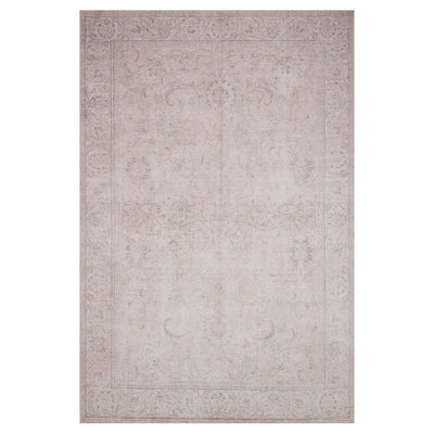 "Loloi Loren LQ 12 Sand Area Rug Rugs Loloi 3' 6"" x 5' 6"" Rectangle"