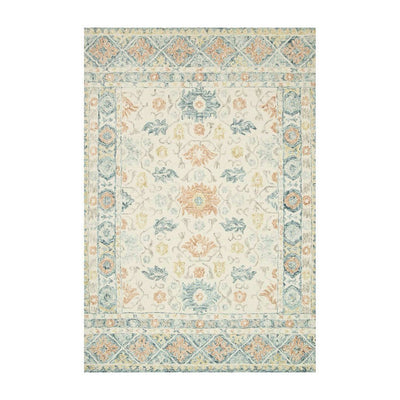 "Loloi Norabel NOR 01 Ivory / Multi Area Rug Rugs Loloi 2' 3"" x 3' 9"" Rectangle"